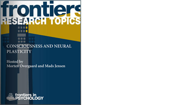 New eBook: Consciousness and neural plasticity. Edited by: Morten Overgaard & Mads Jensen